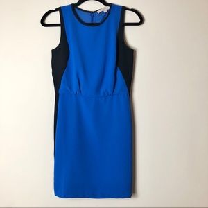 Loft Royal Blue Dress
